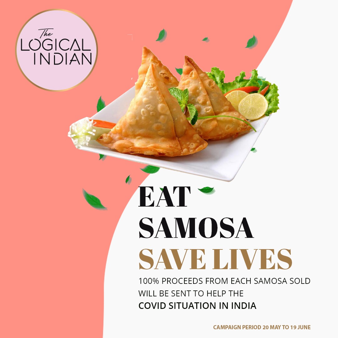 Eat Samosa Save Lives